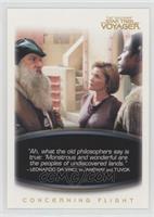 Leonardo da Vinci: Concerning Flight