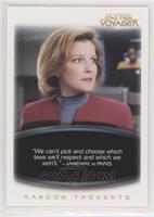Random Thoughts: Janeway