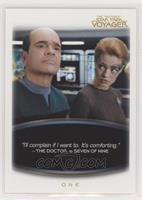 The Doctor, to Seven of Nine: One