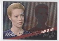 Jeri Ryan as Seven of Nine #/399