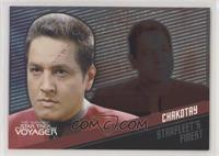 Robert Beltran as Chakotay #/399