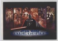Star Wars Galactic Files #/350