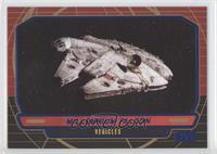 Millennium Falcon #/350