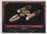 Y-Wing Fighter #/350