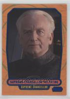 Supreme Chancellor Palpatine #/350