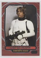 Luke Skywalker (Stormtrooper Disguise)