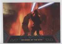 Obi-Wan vs. Darth Vader