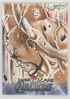 Jon Racimo (Luke Cage) #/1