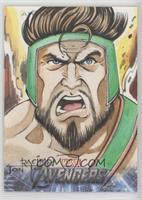 Jon Racimo (Hercules) #1/1