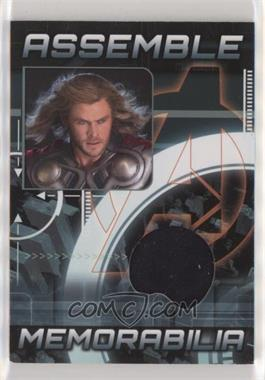2012 Upper Deck Avengers Assemble - Memorabilia #AS-1 - Thor