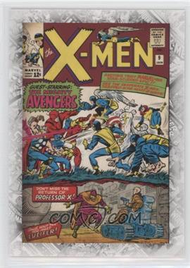 2012 Upper Deck Marvel Beginnings Series 3 - Breakthrough Issues Comic Covers #B-109 - X-Men Vol. 1 #9