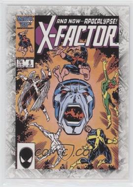 2012 Upper Deck Marvel Beginnings Series 3 - Breakthrough Issues Comic Covers #B-115 - X-Factor Vol. 1 #6