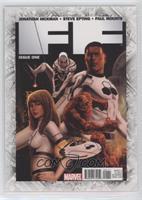 Future Foundation Vol. 1 #1 May, 2011