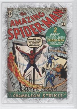 2012 Upper Deck Marvel Beginnings Series 3 - Breakthrough Issues Comic Covers #B-98 - The Amazing Spider-Man Vol. 1 #1