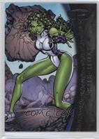 She-Hulk /199