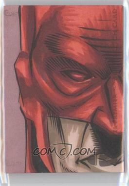 2012 Upper Deck Marvel Premier - Sketch Cards #N/A - [Missing] /1
