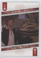 Han Solo, Jabba The Hutt