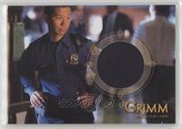 Reggie Lee as Sergeant Wu
