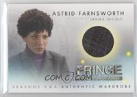 Astrid Farnsworth as played by Jasika Nicole