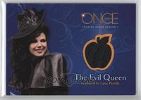Lana Parrilla as The Evil Queen [Noted]