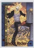 Ghost Rider (Matthew Clark Autograph)