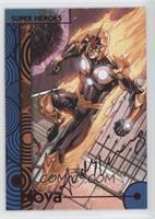 Nova (Andy Lanning Autograph)