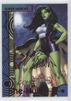 She-Hulk (Ryan Stegman Autograph)