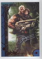 Cable (Dave Wilkins Autograph)