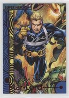 Star-Lord (Mark Bagley Autograph)
