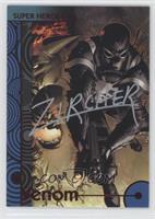 Venom (Patrick Zircher Autograph)