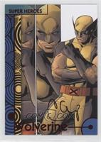 Wolverine (Clay Mann Autograph)