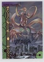 Loki (Mike Mayhew Autograph)