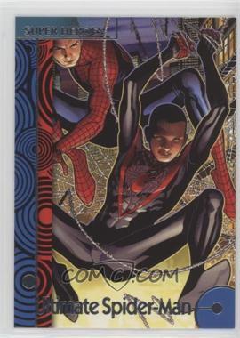2013 Fleer Marvel Retro - [Base] #46 - Ultimate Spider-Man