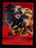 Ms. Marvel #/100