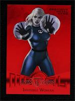 Invisible Woman #/100