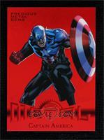 Captain America #/100