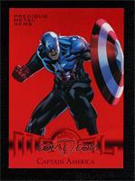 Captain America #84/100