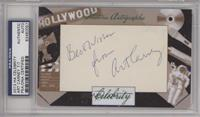 Art Carney [PSAAuthentic] #/7