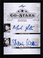 Mark Lester, Shani Wallis
