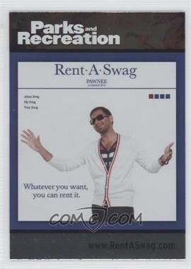 2013 Press Pass Parks and Recreation Seasons 1-4 - [Base] - Foil #85 - Rent - A - Swag