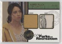 Audrey Plaza as April Ludgate #/99