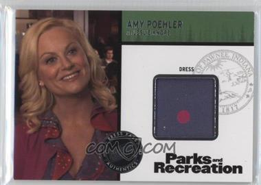 2013 Press Pass Parks and Recreation Seasons 1-4 - Relics #R1-AP - Amy Poehler as Leslie Knope