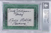 Cindy Williams, Eddie Mekka /9 [ENCASED]