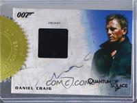Daniel Craig [Uncirculated] #/155