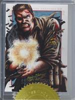 Mick & Matt Glebe (Sgt. Nick Fury) [Uncirculated] #/1