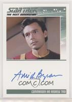 Amick Byram as Commander Ian Andrew Troi