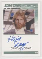 Howie Seago as Riva