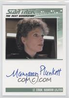 Maryann Plunkett as Lt. Commander Susanna Leijten
