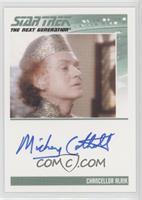 Mickey Cottrell as Chancellor Alrik