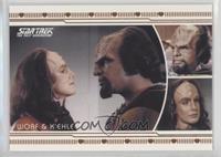 Worf & K'Ehleyr